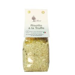 Risotto aromatisé truffe blanche l'Olmo (300g)