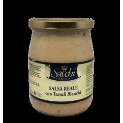 Crème de truffes blanches Robo (500g)