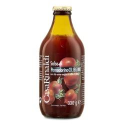 Sauce de tomates cerises Sicile