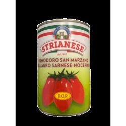 Tomates San Marzano AOP entières pelées