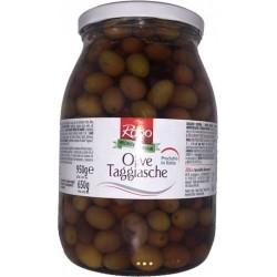 Petites olives noire taggiasche