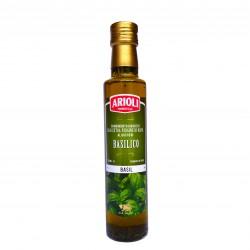 Huile aromatisée Basilic