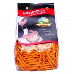 Pâtes Maccheroncini Piment Astorino