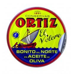 Filets de thon blanc Germon à l'huile d'olive
