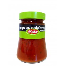 Sauce Tomates Calabrese