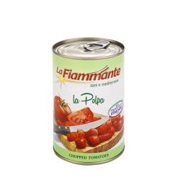 Tomates 100% italiennes concassées