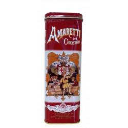 Amaretti croquants boîte fer collection