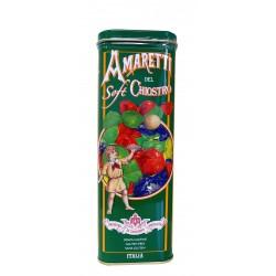Amaretti tendres boîte fer collection