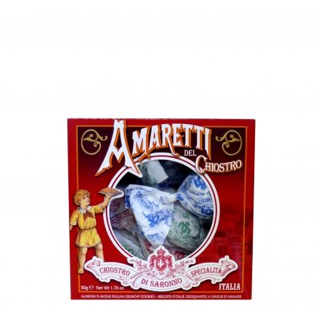 """Amaretti croquants boite """"mini"""""""