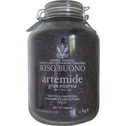 Riz noir Artemide Gran Riserva 4kg