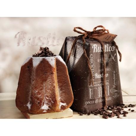Pandoro au Chocolat