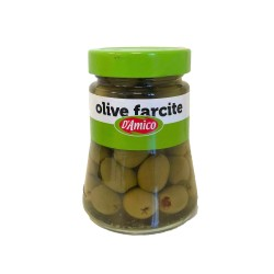 Olives vertes farçies