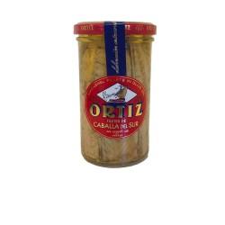 Filets de maquereau à l'huile d'olive