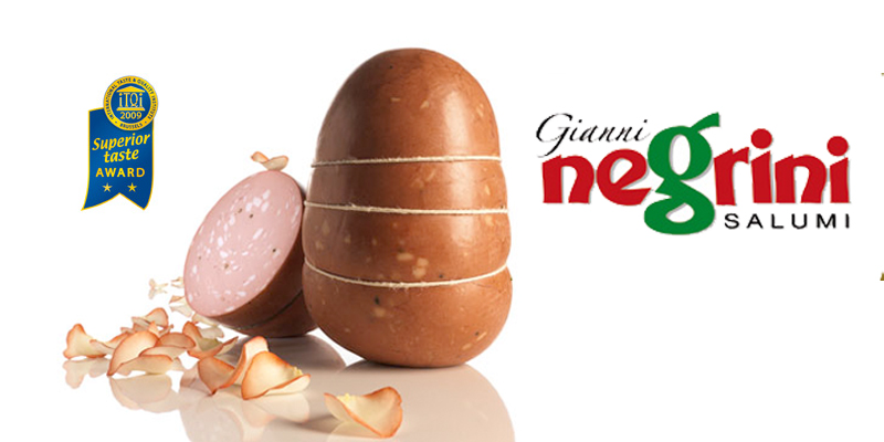 Mortadelle Bologna IGP Negrini
